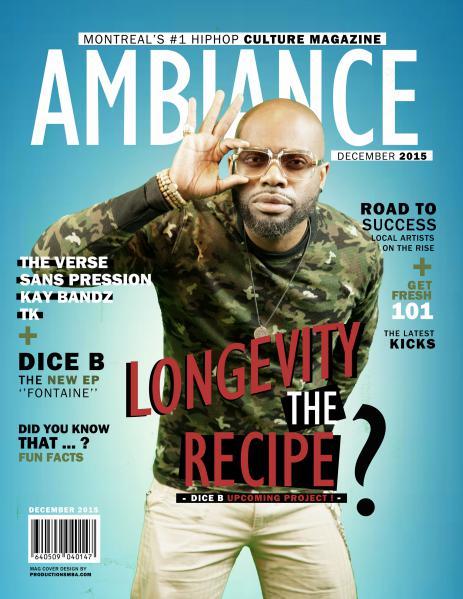 Ambiance Magazine (December 2015)
