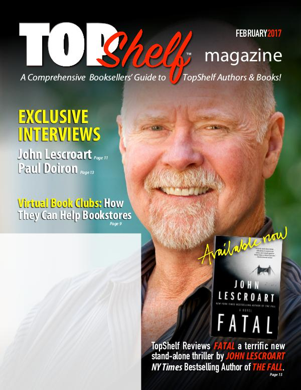 TopShelf Magazine February 2017