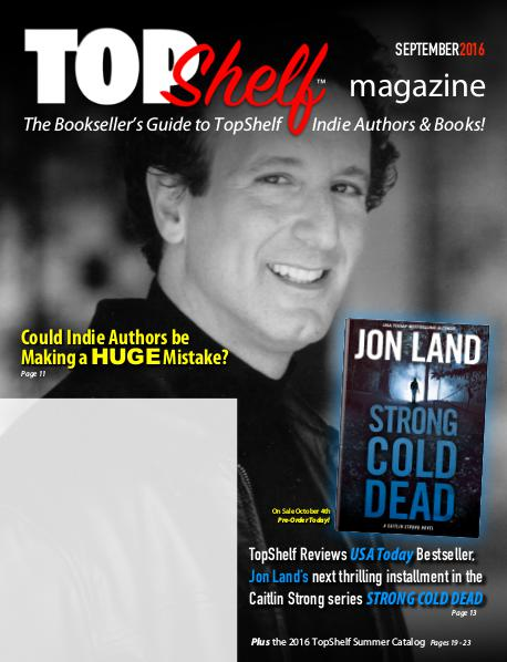 TopShelf Magazine September 2016