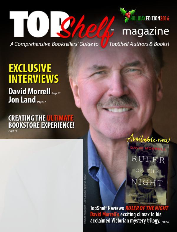 TopShelf Magazine Holiday Edition, 2016