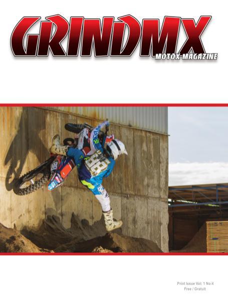 Grindmx number 4 Grindmx July 2015