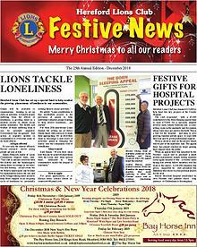 Festive News 2018