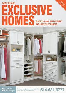Exclusive Homes Magazine- West Island