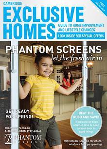 Exclusive Homes Magazine- Cambridge