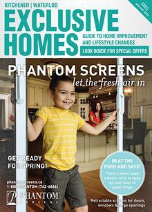 Exclusive Homes Magazine- Kitchener