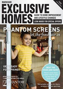 Exclusive Homes Magazine- Oakville