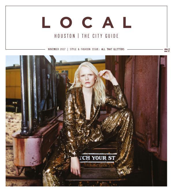 LOCAL Houston   The City Guide November 2017