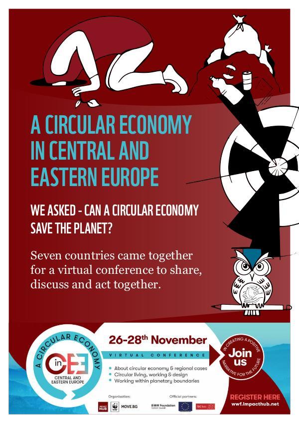 Circular Economy Harvest WWF WWF Circular Economy emagazine