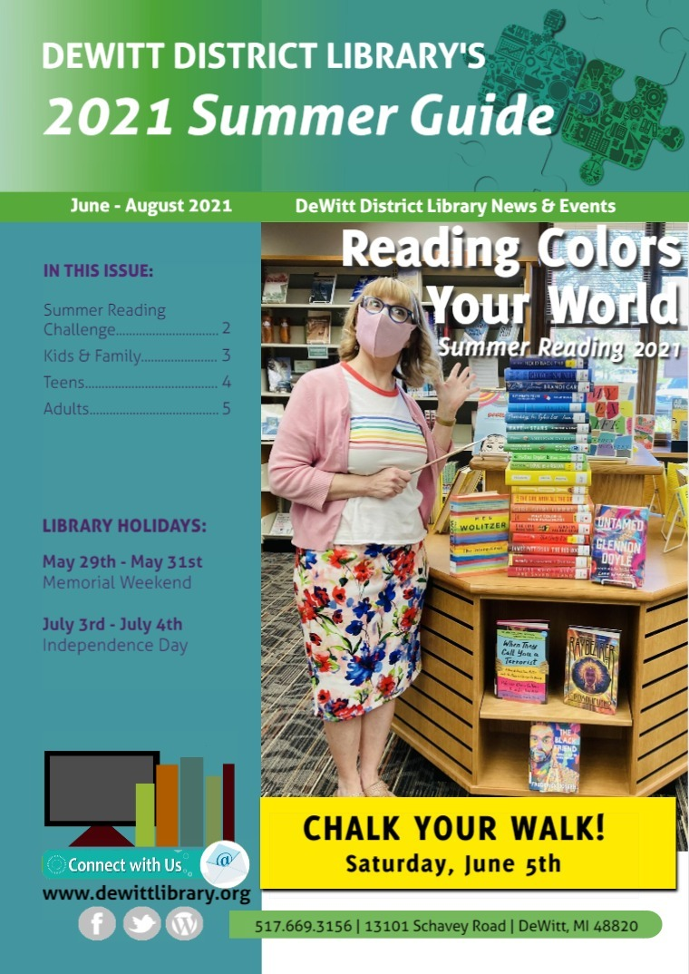 @ the Library Summer 2021