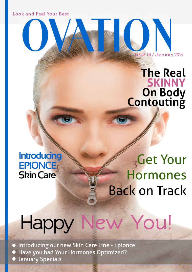 Ovation Med Spa January 2015