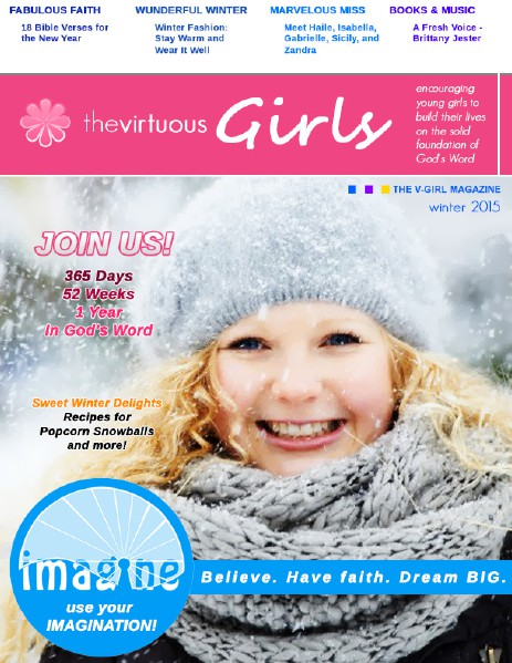 The Virtuous Girls Winter 2015