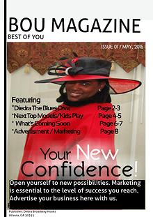BOU ( The Best of U ) Magazine