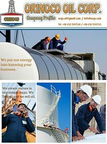 Orinoco Oil Corporation,S.A