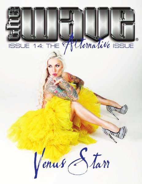 THE WAVE ENTERTAINMENT ISSUE 14: THE ALTERNATIVE ISSUE