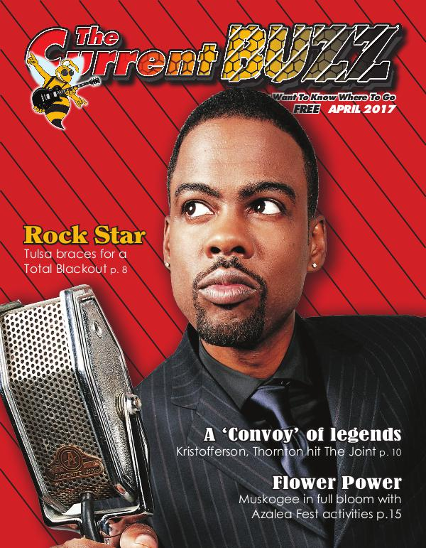 The Current Buzz Newspaper One 4