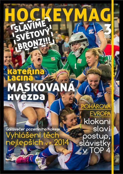 HockeyMag Březen 2015