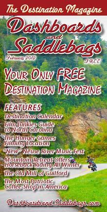 Dashboards and Saddlebags the Destination Magazine™