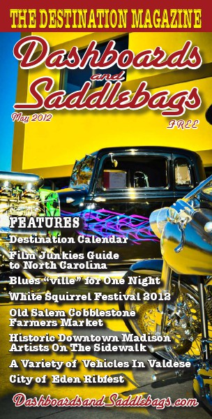 Dashboards and Saddlebags the Destination Magazine™ Issue 014 May 2012