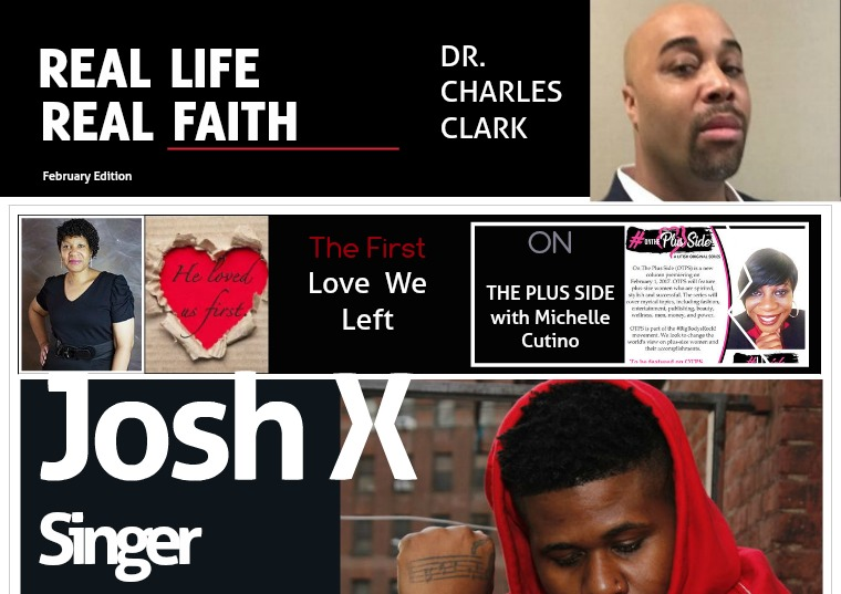 Real Life Real Faith February Edition