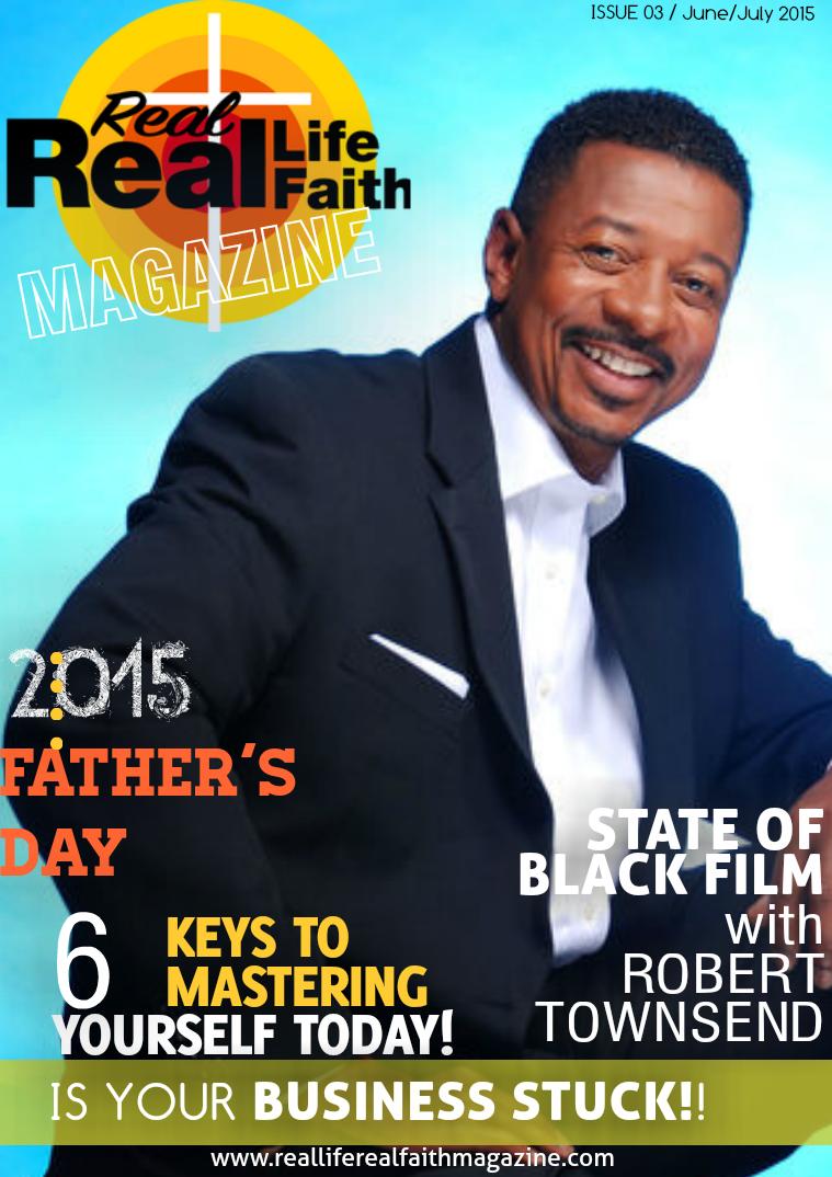 Real Life Real Faith June/July 2015