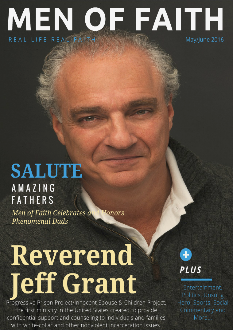 Real Life Real Faith Men of Faith May/June Issue