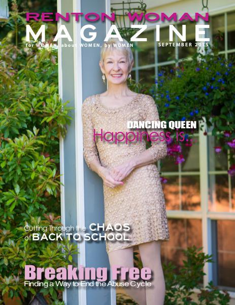 Renton Woman Magazine September 2015
