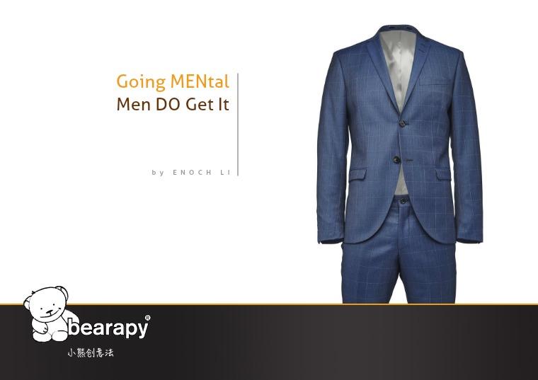 Noch Noch - Going MENtal, MEN Do get it - Going MENtal - MEN Do Get It