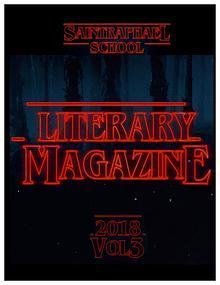 St. Raphael Literary Magazine 2018
