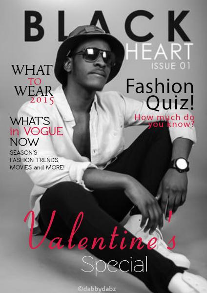 Black Heart Magazine Feb. 2015