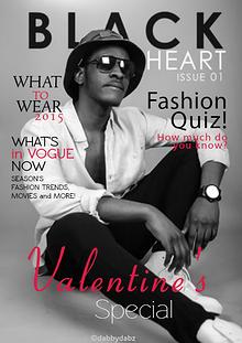 Black Heart Magazine