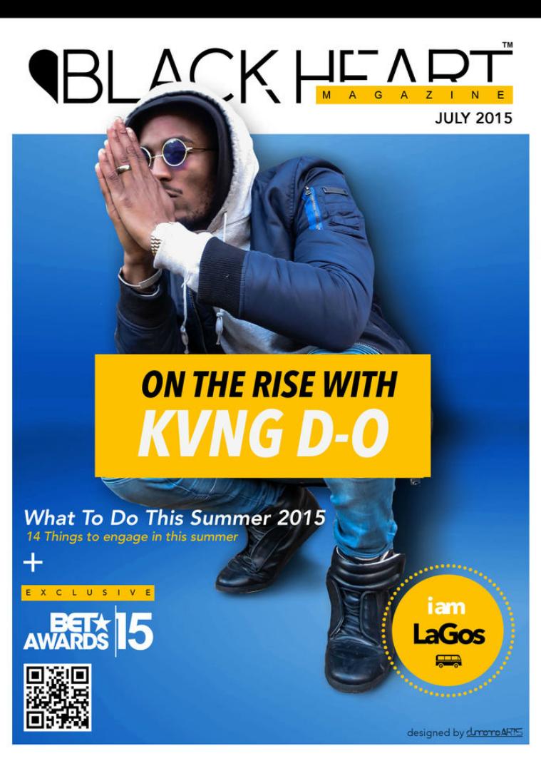 Black Heart Magazine Jul. 2015