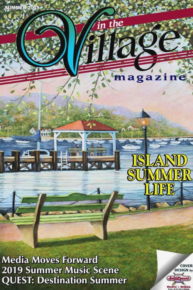 Village Connection's In the Village Magazine