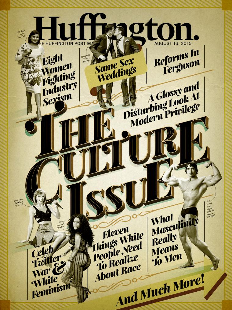 Huffington Magazine Issue 162