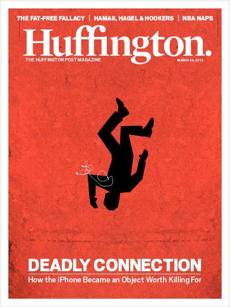 Huffington Magazine Issue 41