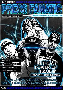 Press Fanatic Magazine