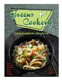 Greens Cookery