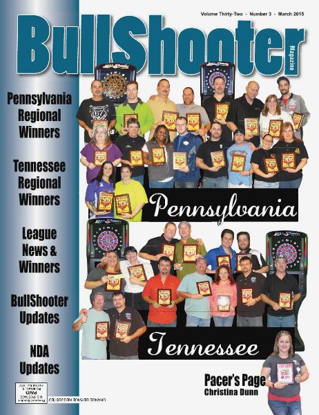 BullShooter Magazine March 2015 Number 3 Volume 32