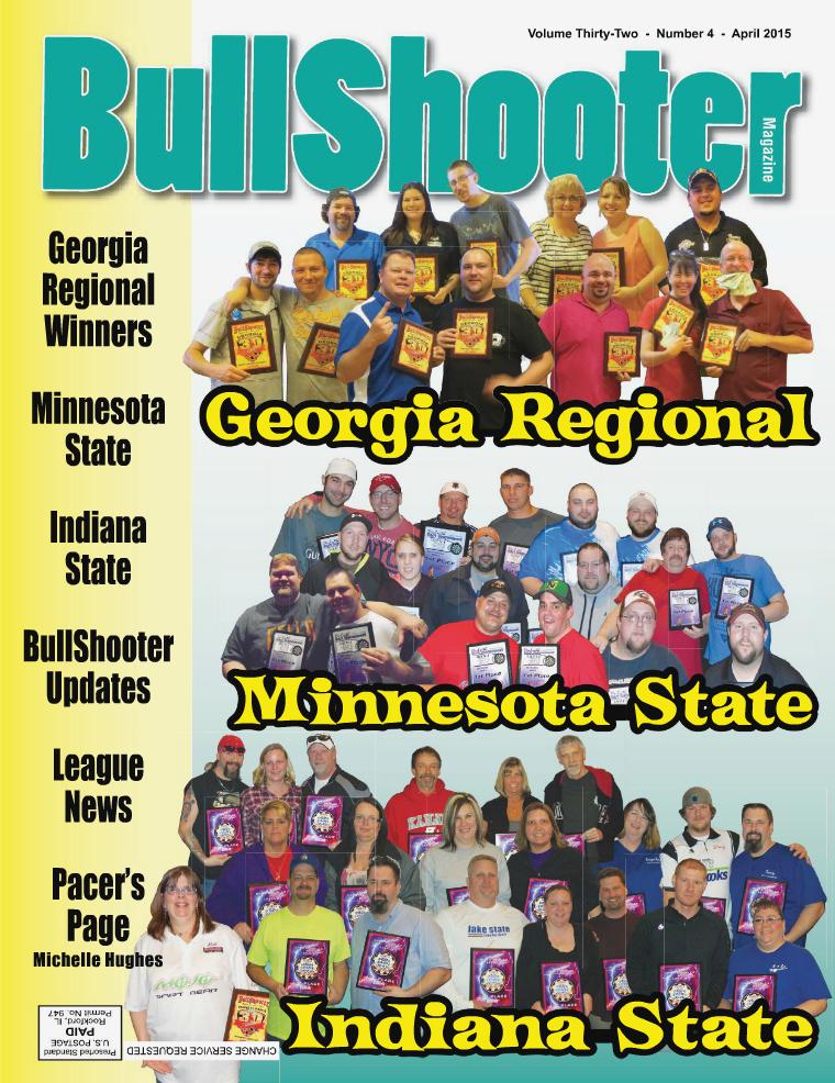BullShooter Magazine April 2015 Number 4 Volume 32