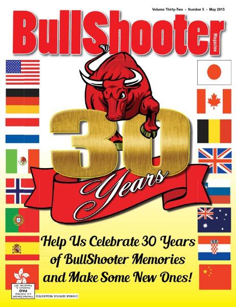 BullShooter Magazine May 2015 Number 5 Volume 32