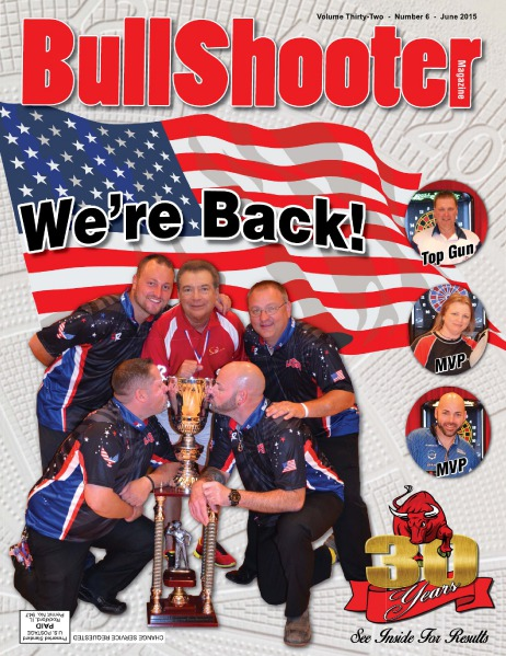 BullShooter Magazine June 2015 Number 6 Volume 33
