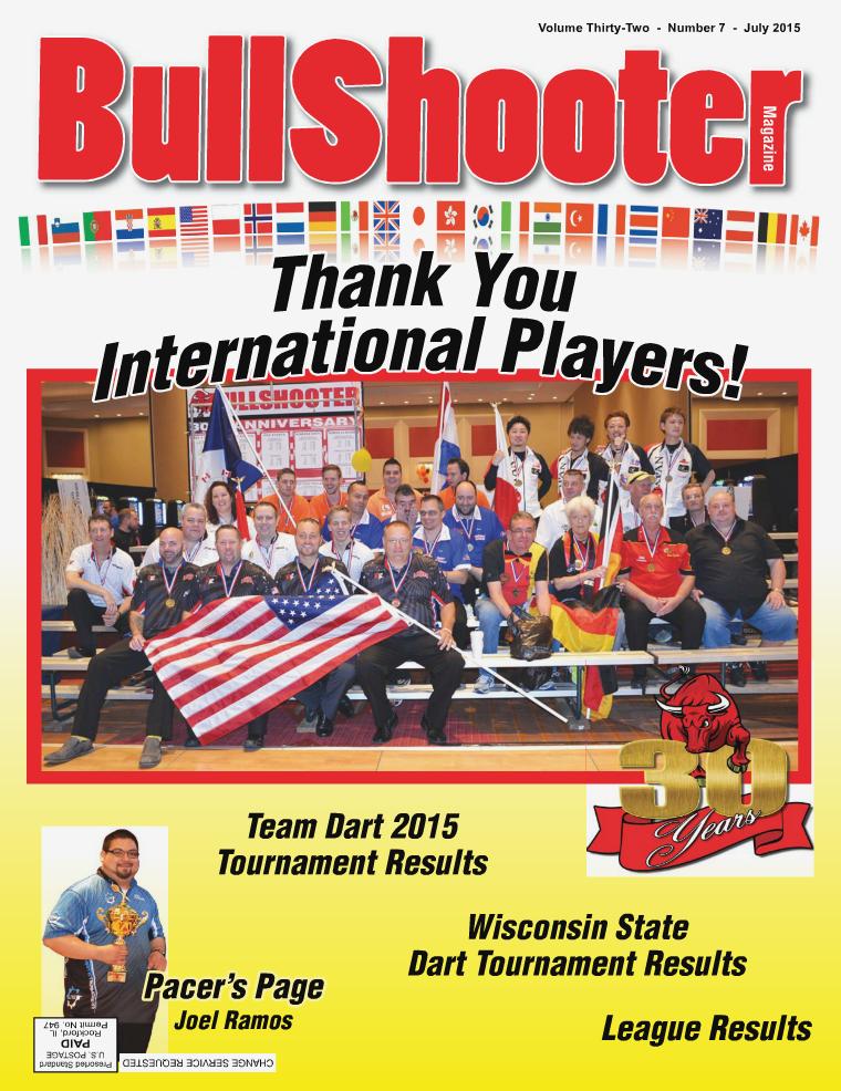 BullShooter Magazine July 2015 Number 7 Volume 33