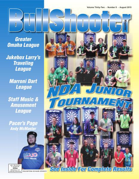 BullShooter Magazine August 2015 Number 8 Volume 33
