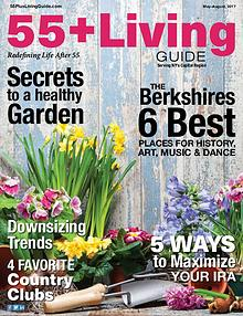 55+ Living Guide Spring/Summer 2017