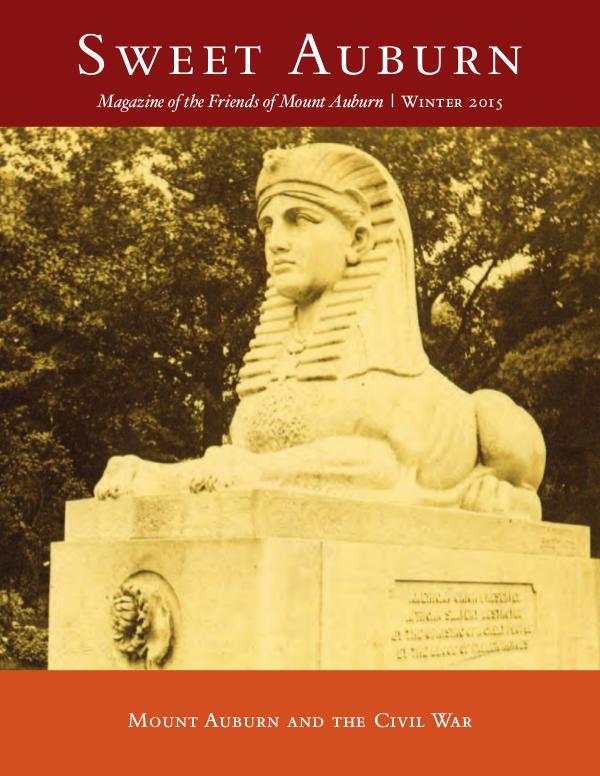 Mount Auburn and The Civil War