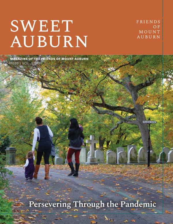 Sweet Auburn: The Magazine of The Friends