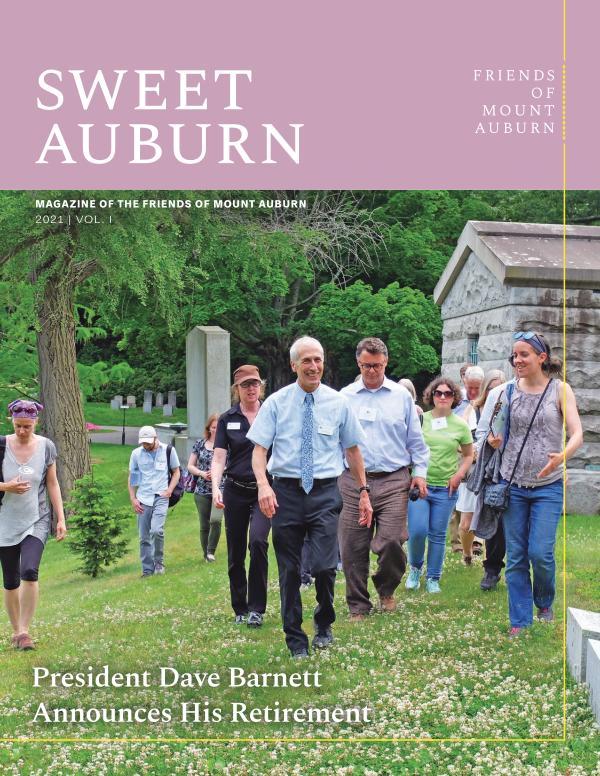 Sweet Auburn: The Magazine of The Friends 2021 Vol. 2