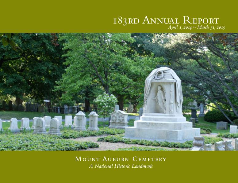Annual Report FY2015