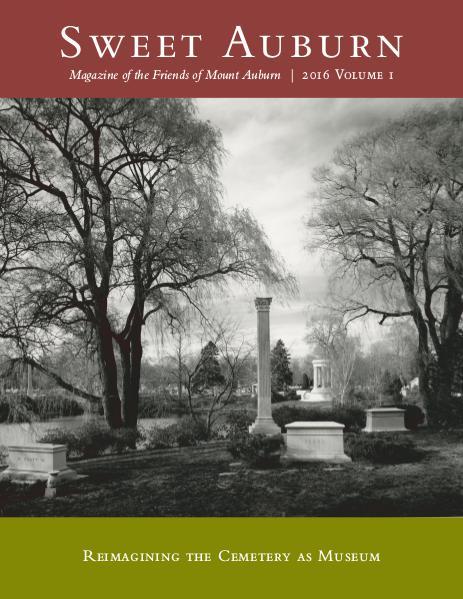 Reimagining the Cemetery as Museum