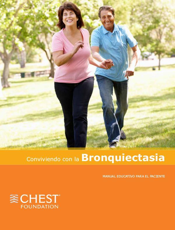 Conviviendo con la Bronquiectasia Conviviendo con la Bronquiectasia