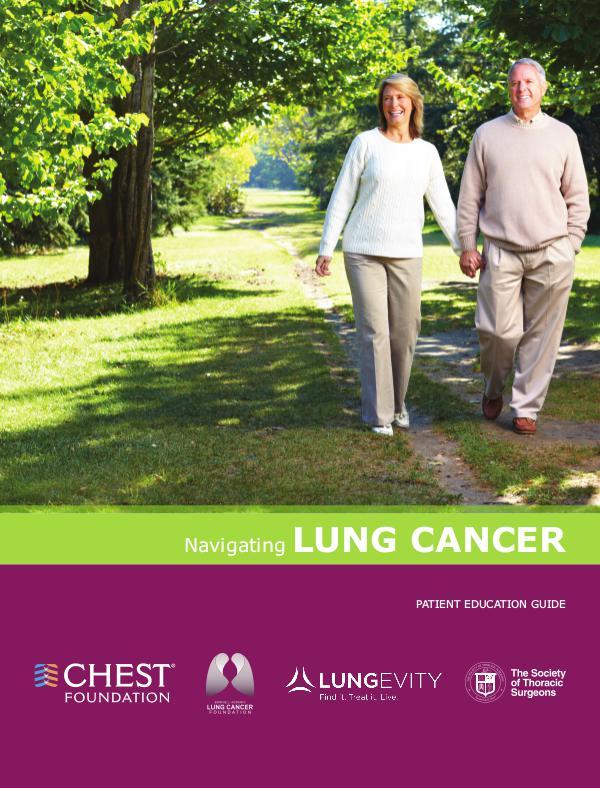 Navigating Lung Cancer Navigating Lung Cancer